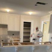 Kitchen Painting in Tyler TX